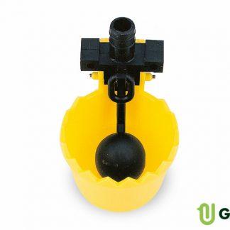 Automaatomaattisesti täyttyvä juomakuppi koholla - 10mm letkulle