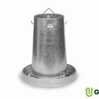Metallinen 10kg ruokinta-automaatti - ripustettava