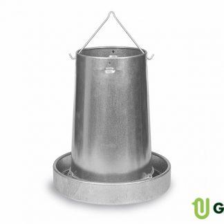 Metallinen 20kg ruokinta-automaatti - ripustettava