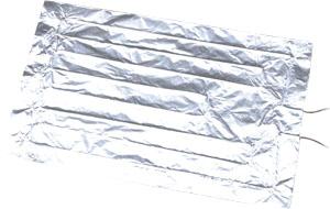 Lämpömatto 56x35cm, 70 W