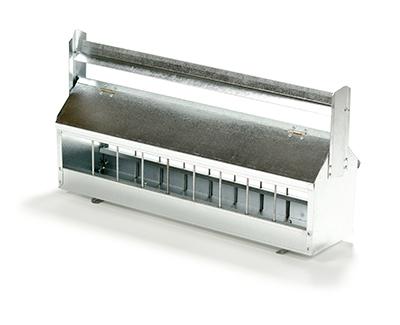Heka kanojen ruokinta-automaatti, 60cm