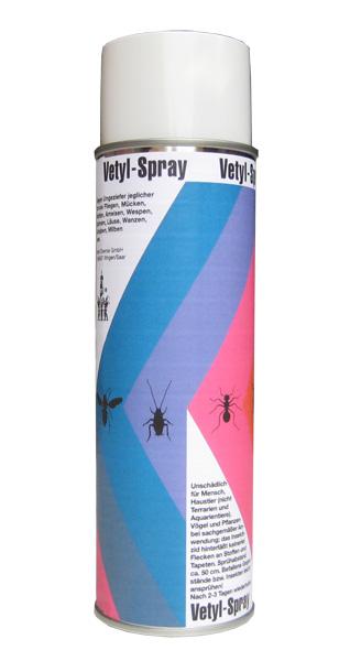 Vetyl-Spray, ulkoloisten häätöön 500ml
