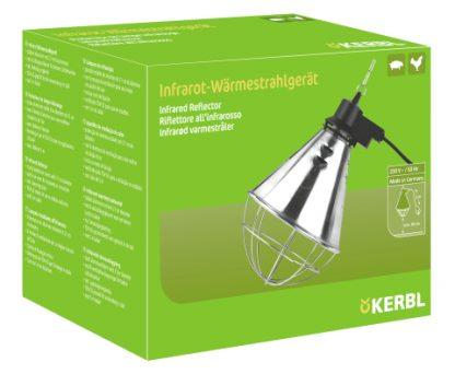 Kerbl Kupu Lämpölampuille - 21cm - retail pakattu