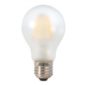 8W LED - Hehkulampun mattapinnalla E27 kantaan