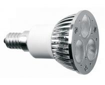 6W LED E14 kantaan - ultrakirkas