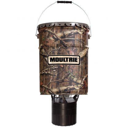 Moultrie 23l Pro Hunter - riippumaan asennettava riistaruokinta-automaatti
