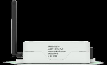 MinkPolice - GSM loukkuhälytin