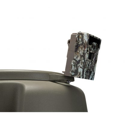 Moultrie Pro-Lock 113l - Kolmijalkainen riistaruokinta-automaatti