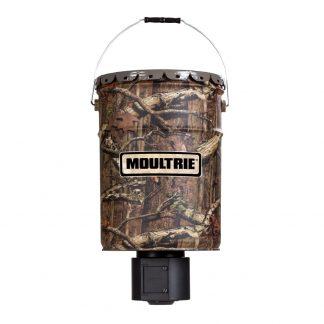 Moultrie 23l Quiet - Hiljainen riistaruokinta-automaatti, riippumaan asennettava