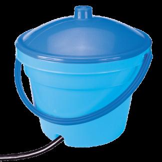 Vesisäiliö 10mm letkuliitännällä, 12 litraa - kannellinen