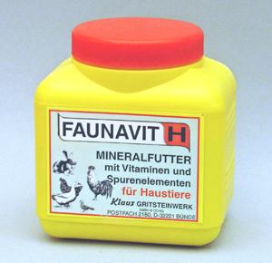 Faunavit-H, ravinneseos 1kg