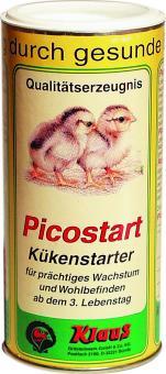 Picostart ravintolisä poikasille, 300g