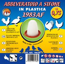 Sifone 0,75l