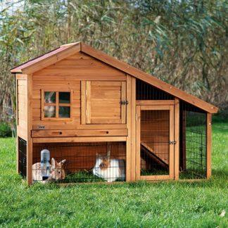 Chickvilla - kana- ja kanitalo katteella