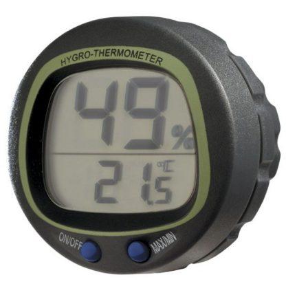 Digitaalinen lämpö- ja kosteusmittari - Paneelikiinnityksellä